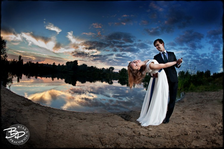Wedding photograpy in Poland, Cracow